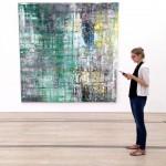 Cage 6, 2006 - Gerhard Richter, Pictures/Series @ Fondation Beyeler